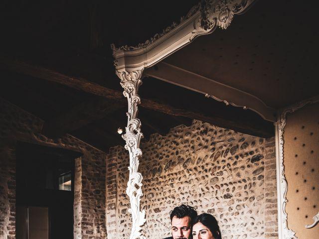 Il matrimonio di Francesco e Angela a Pagazzano, Bergamo 18