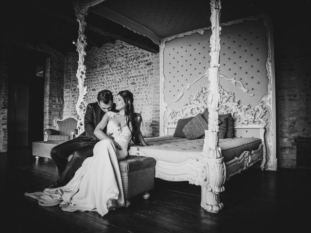 Il matrimonio di Francesco e Angela a Pagazzano, Bergamo 3
