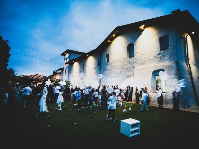 Il matrimonio di Francesco e Angela a Pagazzano, Bergamo 20