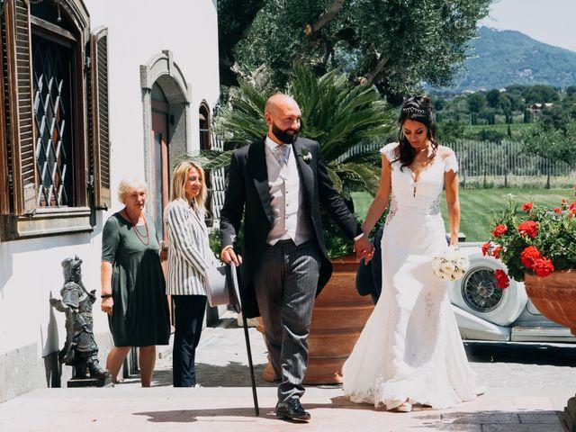 Il matrimonio di Flavio e Fabiana a Roma, Roma 1