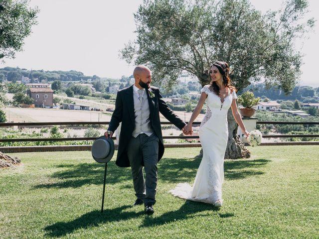Il matrimonio di Flavio e Fabiana a Roma, Roma 9