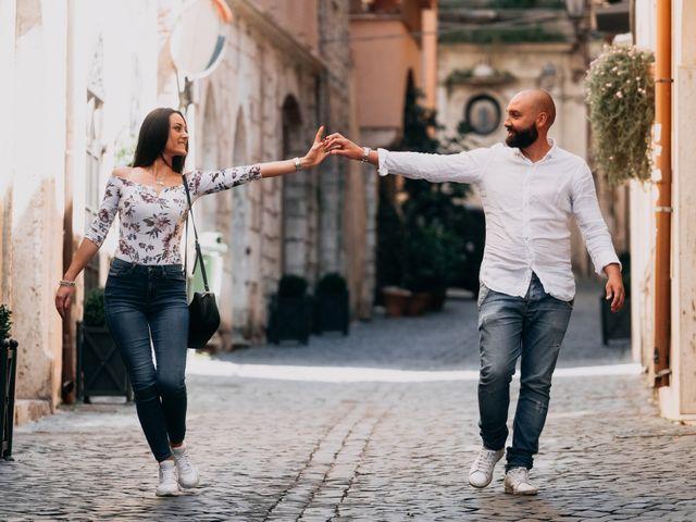 Il matrimonio di Flavio e Fabiana a Roma, Roma 14