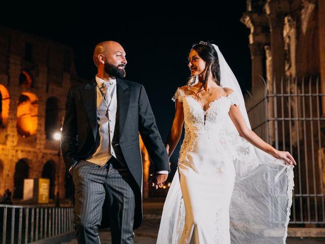 Il matrimonio di Flavio e Fabiana a Roma, Roma 18