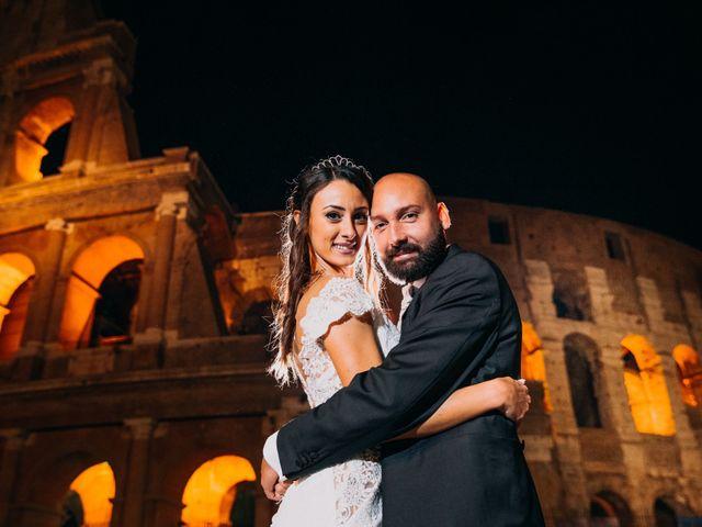 Le nozze di Fabiana e Flavio