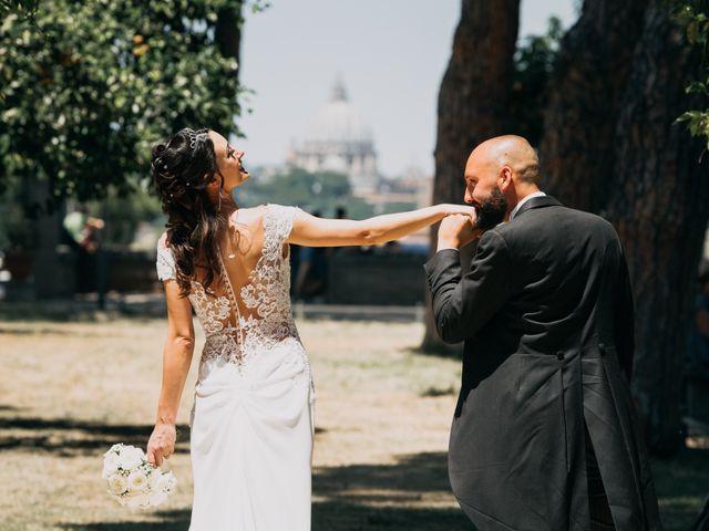 Il matrimonio di Flavio e Fabiana a Roma, Roma 25