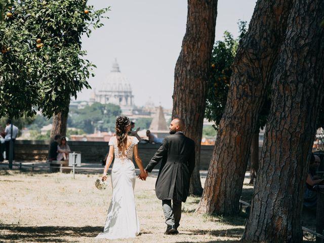 Il matrimonio di Flavio e Fabiana a Roma, Roma 26