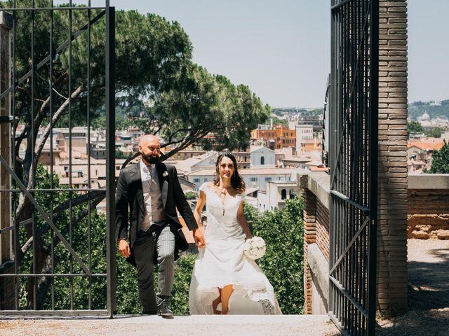 Il matrimonio di Flavio e Fabiana a Roma, Roma 28