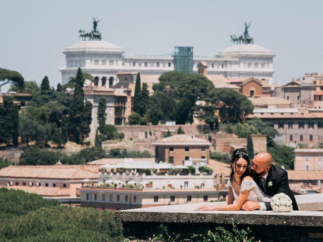 Il matrimonio di Flavio e Fabiana a Roma, Roma 29