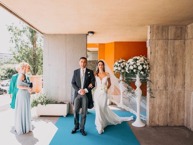 Il matrimonio di Flavio e Fabiana a Roma, Roma 32