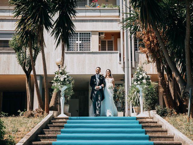 Il matrimonio di Flavio e Fabiana a Roma, Roma 33