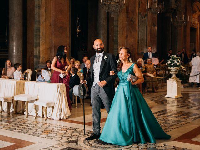 Il matrimonio di Flavio e Fabiana a Roma, Roma 34