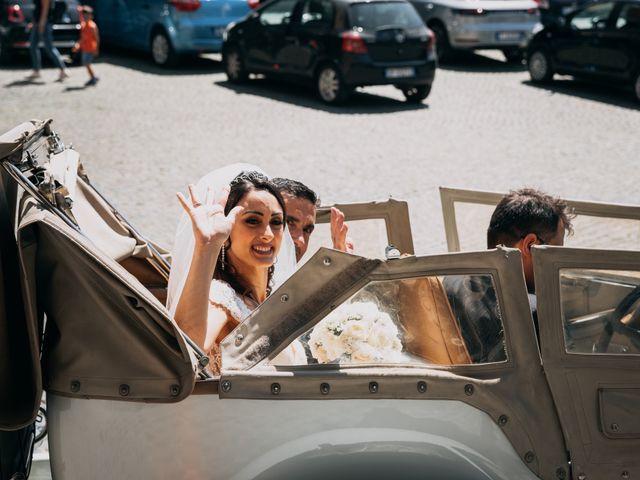 Il matrimonio di Flavio e Fabiana a Roma, Roma 35