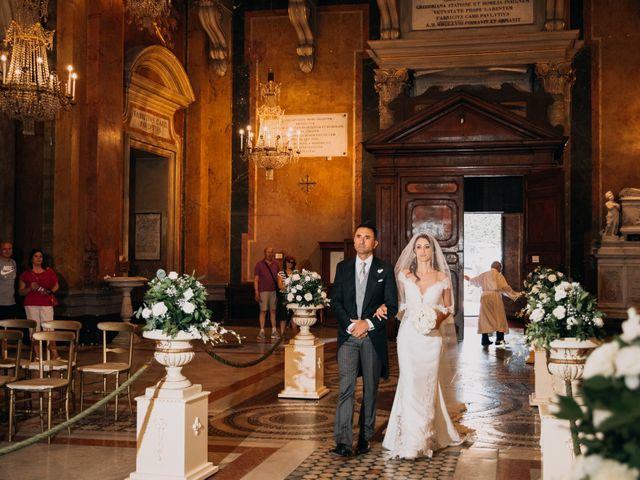 Il matrimonio di Flavio e Fabiana a Roma, Roma 36