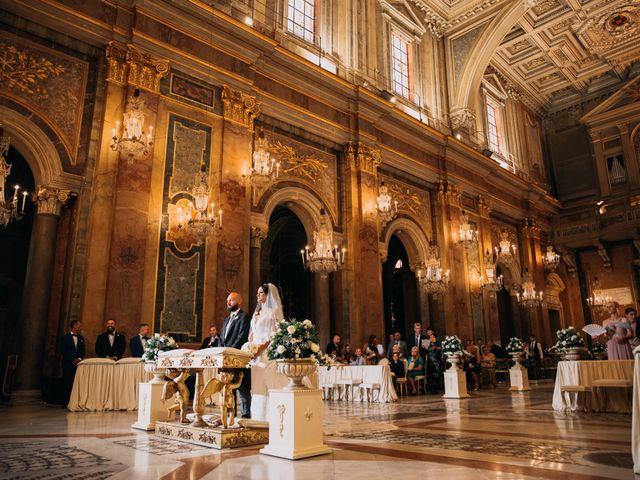 Il matrimonio di Flavio e Fabiana a Roma, Roma 37