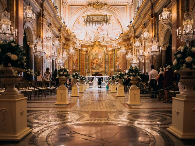 Il matrimonio di Flavio e Fabiana a Roma, Roma 38