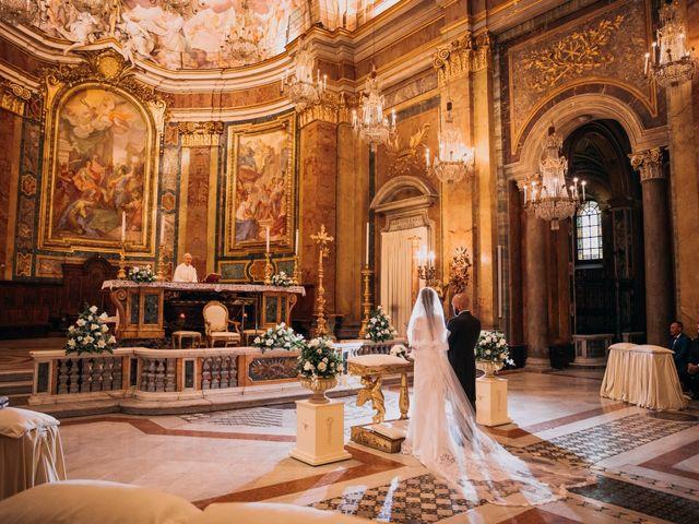 Il matrimonio di Flavio e Fabiana a Roma, Roma 39