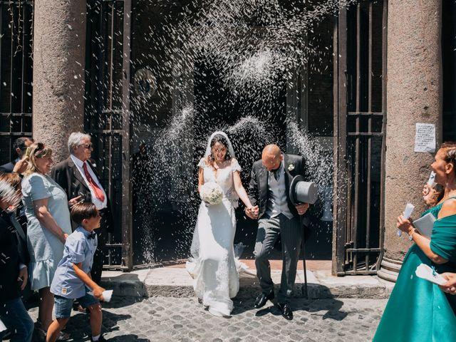 Il matrimonio di Flavio e Fabiana a Roma, Roma 40