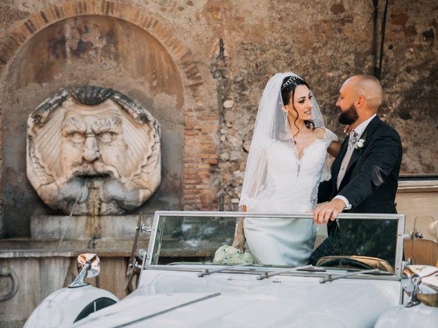 Il matrimonio di Flavio e Fabiana a Roma, Roma 41