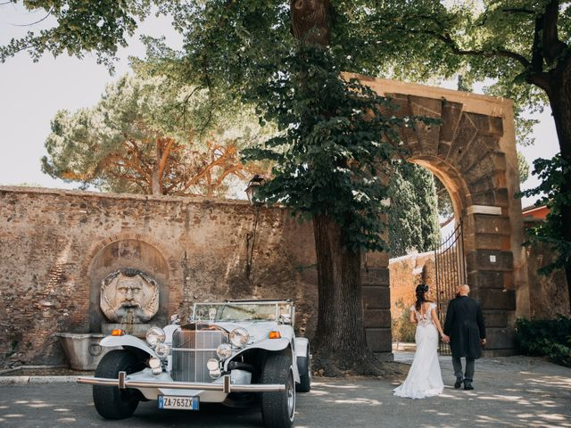 Il matrimonio di Flavio e Fabiana a Roma, Roma 42