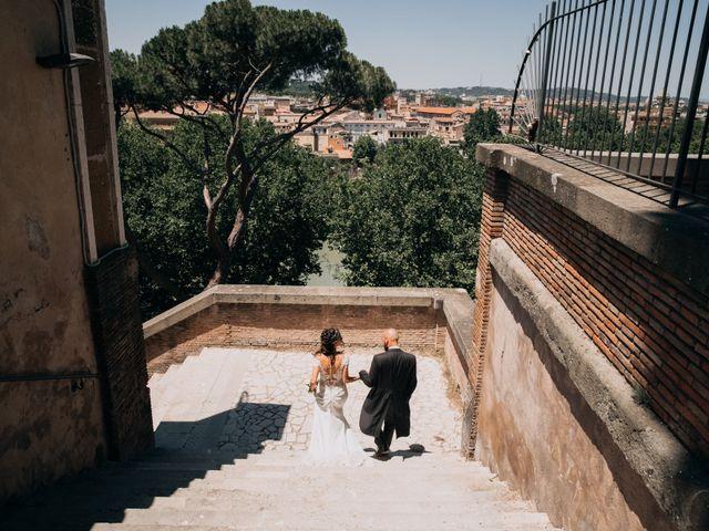 Il matrimonio di Flavio e Fabiana a Roma, Roma 43