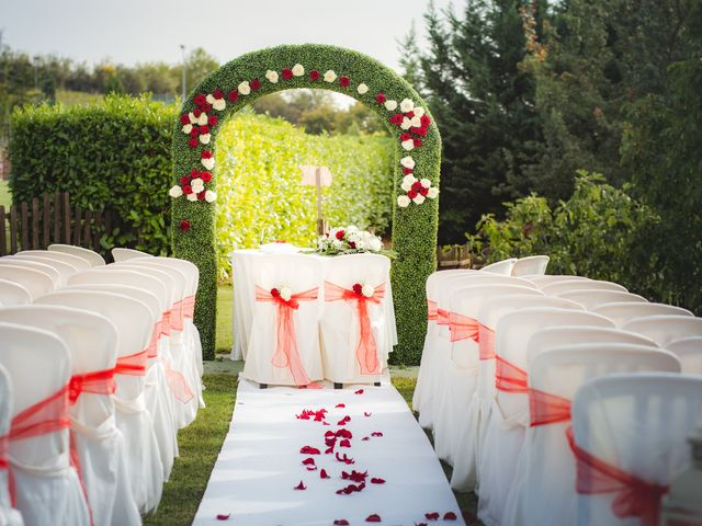 Il matrimonio di Roberto e Carmela a Altavilla Monferrato, Alessandria 14
