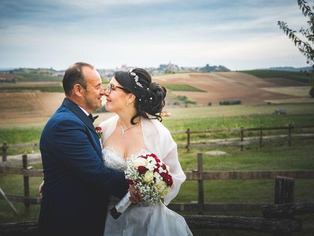 Il matrimonio di Roberto e Carmela a Altavilla Monferrato, Alessandria 38