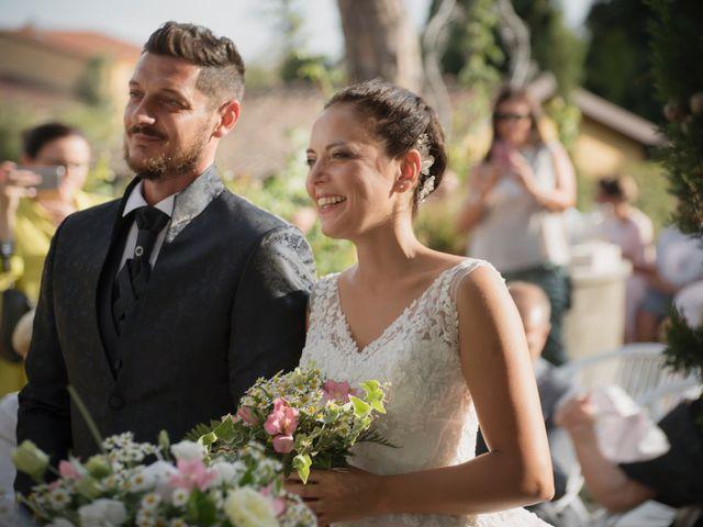 Le nozze di Alessandro e Virginia