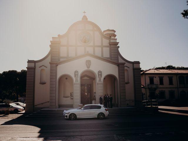 Il matrimonio di Jessica e Federico a Livorno, Livorno 26