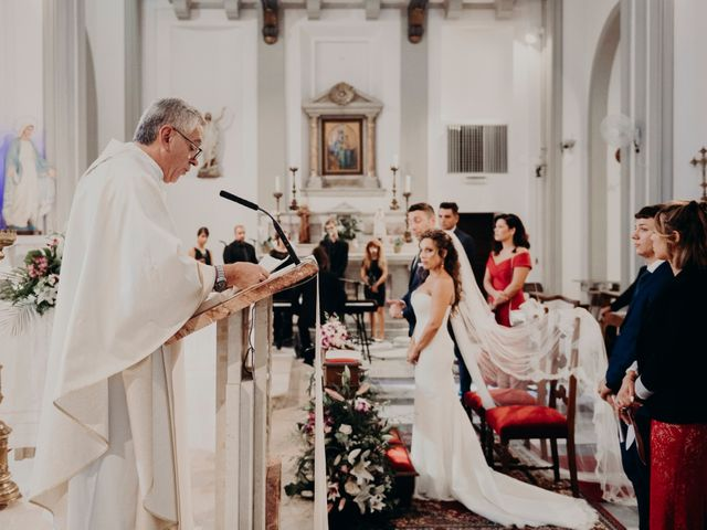 Il matrimonio di Jessica e Federico a Livorno, Livorno 31