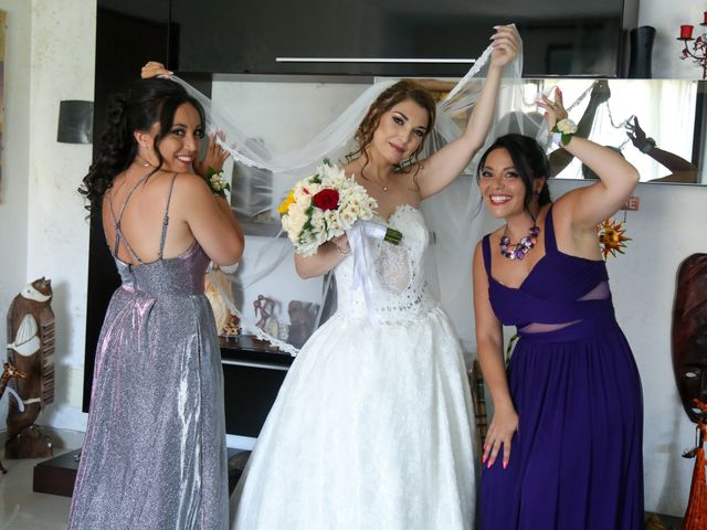 Il matrimonio di Valentina e Orazio a Catania, Catania 12