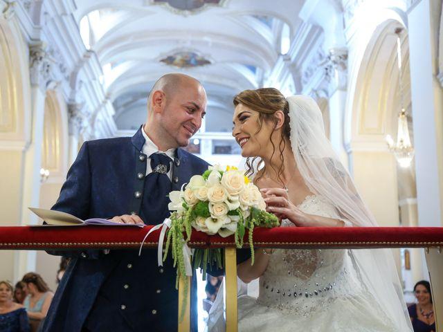 Il matrimonio di Valentina e Orazio a Catania, Catania 13