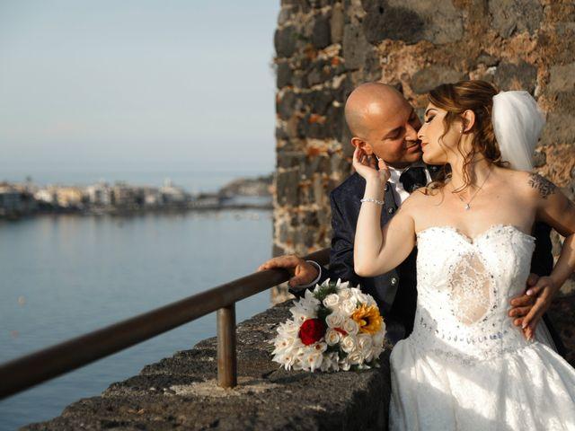 Il matrimonio di Valentina e Orazio a Catania, Catania 14