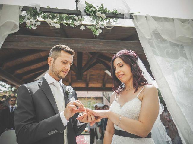Le nozze di Veronica  e Salvatore