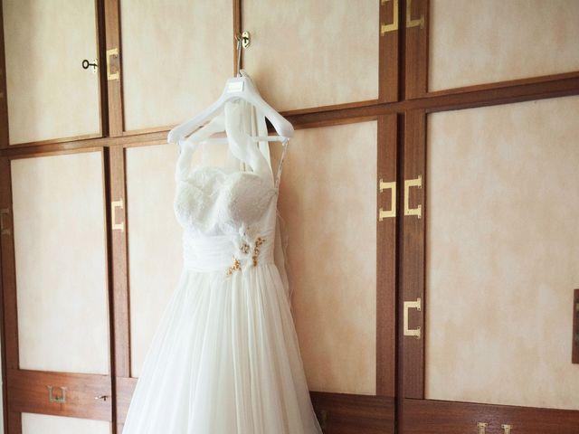 Il matrimonio di Andrea e Alessandra a Golasecca, Varese 6