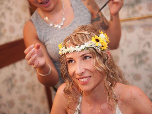 Il matrimonio di Andrea e Alessandra a Golasecca, Varese 8