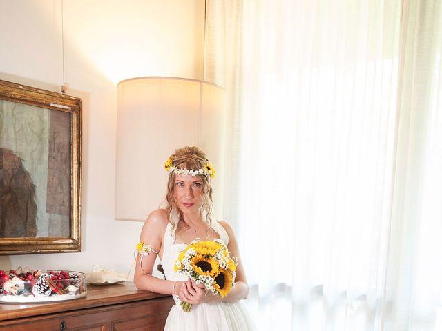Il matrimonio di Andrea e Alessandra a Golasecca, Varese 10
