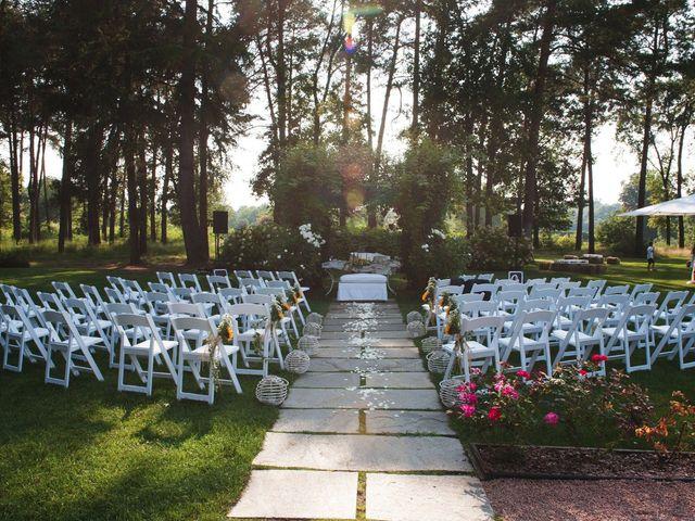 Il matrimonio di Andrea e Alessandra a Golasecca, Varese 11