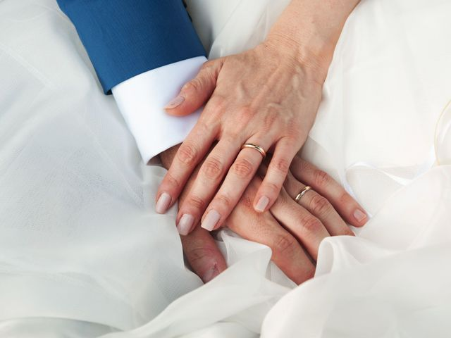 Il matrimonio di Andrea e Alessandra a Golasecca, Varese 22