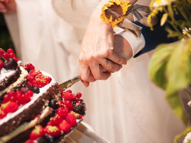 Il matrimonio di Andrea e Alessandra a Golasecca, Varese 28