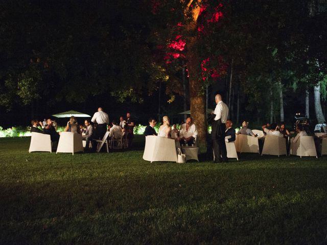 Il matrimonio di Andrea e Alessandra a Golasecca, Varese 30