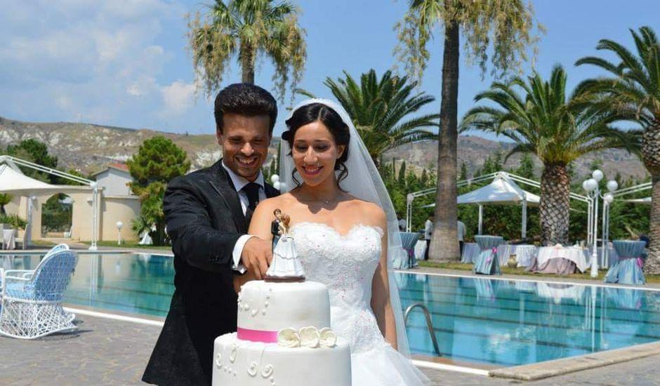 Il matrimonio di Eliana e Orlando  a Roccella Ionica, Reggio Calabria