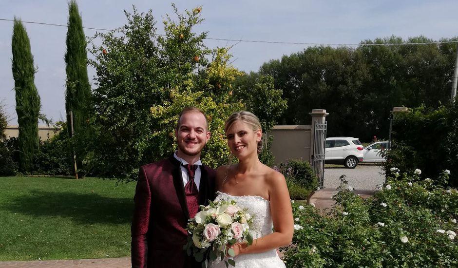 Il matrimonio di Gabriele e Martina a Pisa, Pisa