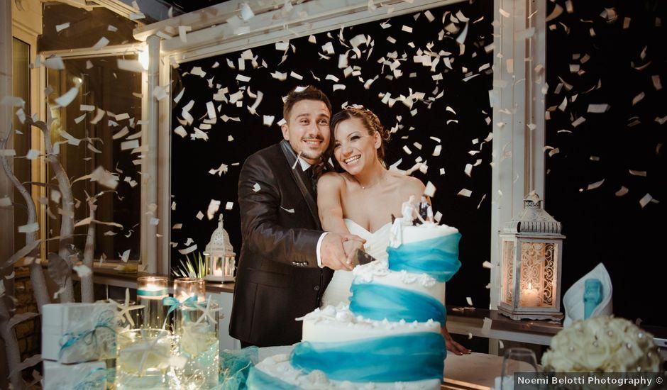 Il matrimonio di Marco e Laura a Frosinone, Frosinone