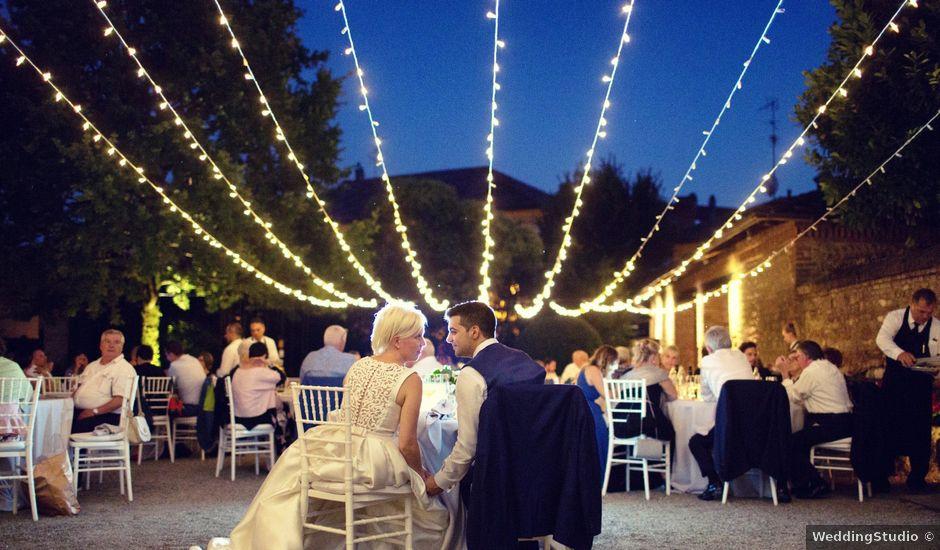 Il matrimonio di Emanuele e Martina a Vimercate, Monza e Brianza
