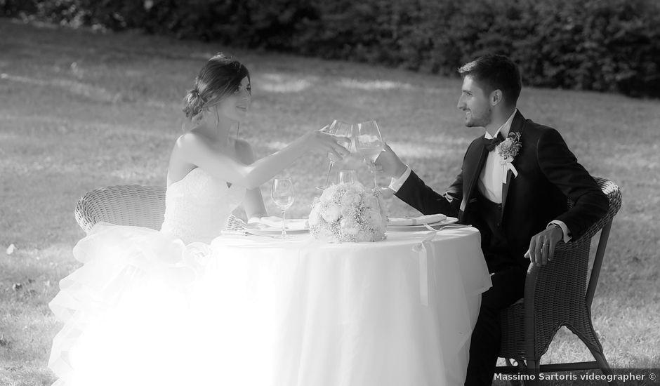 Il matrimonio di Gian Marco e Giulia a Concesio, Brescia