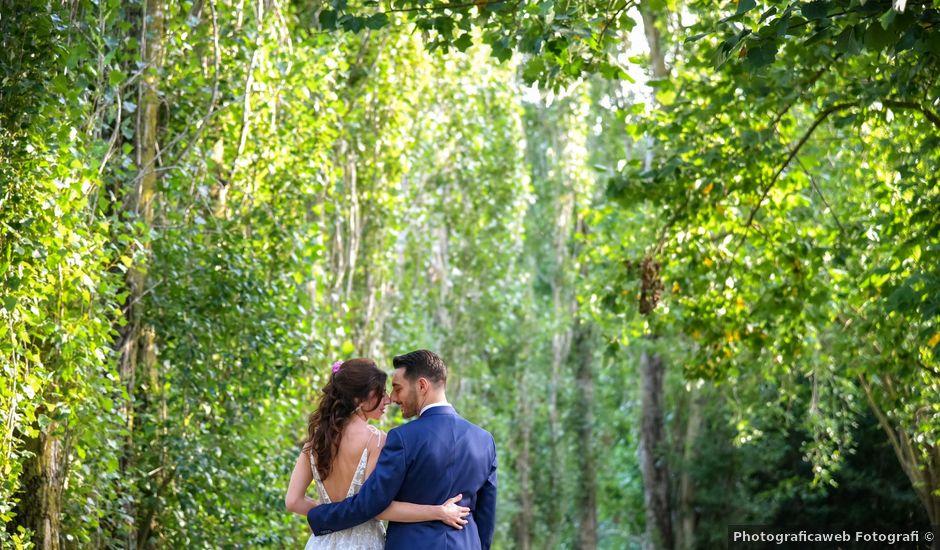 Il matrimonio di Giuseppe e Alessandra a Caserta, Caserta