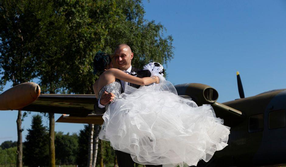 Il matrimonio di Daniele e Monica a Castiglione Olona, Varese