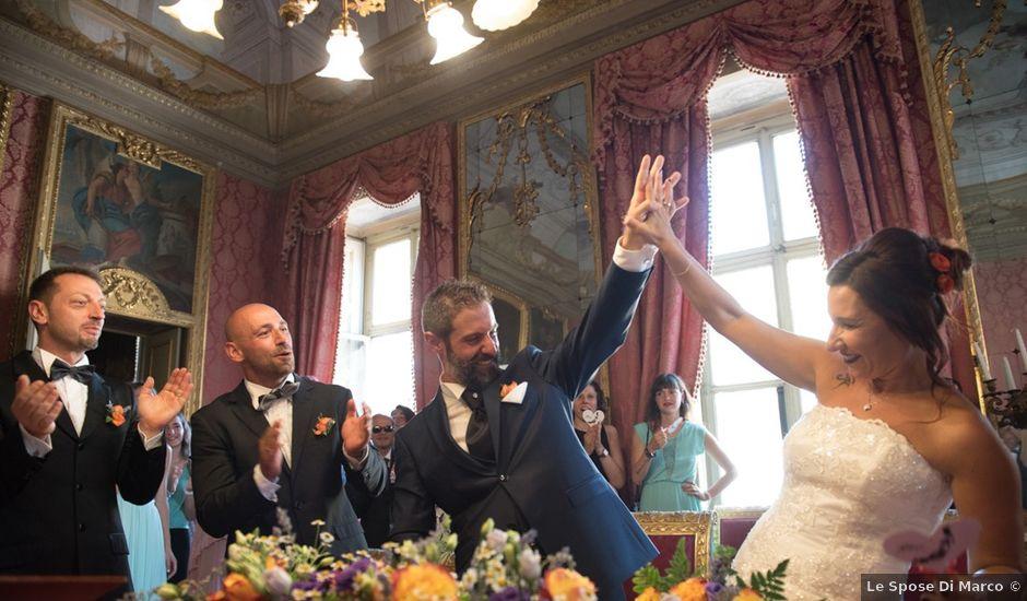 Il matrimonio di Alberto e Giorgia a Casale Monferrato, Alessandria