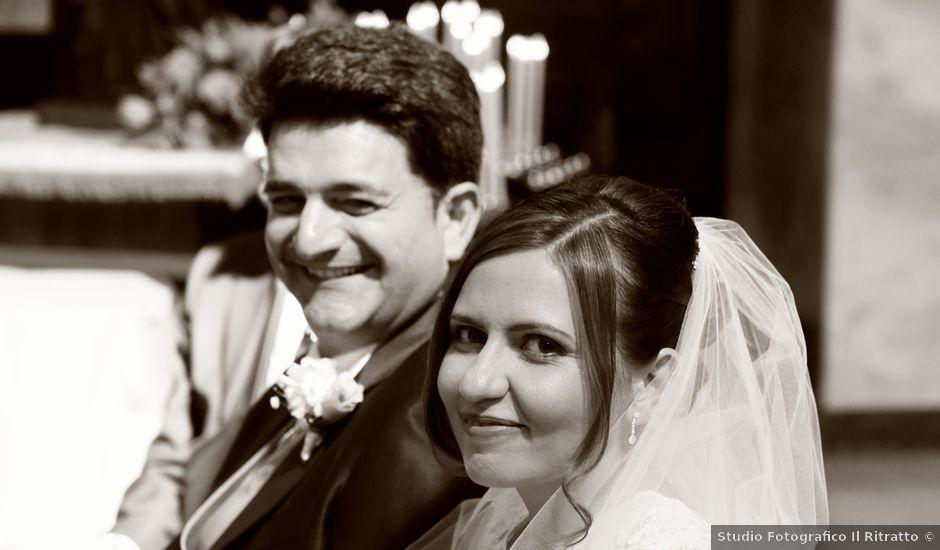 Il matrimonio di Marco e Rosa a Olginate, Lecco