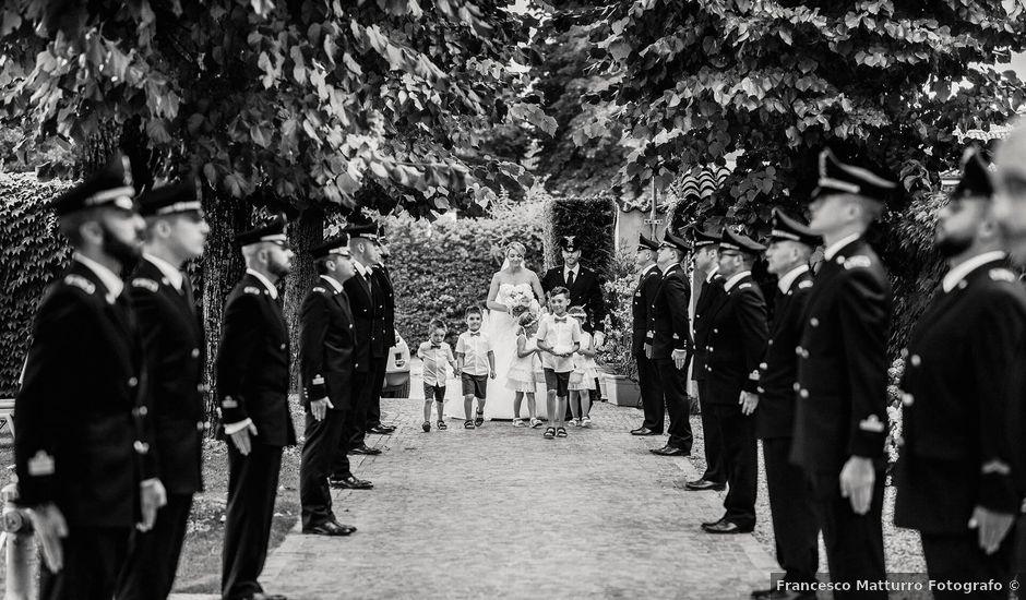 Il matrimonio di Danilo e Giulia a Cherasco, Cuneo